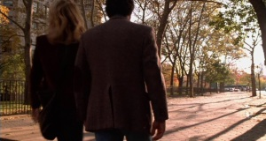 Harry and Sally in the Park in the Fall