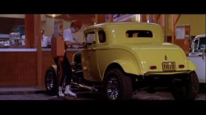 Piss Yellow Deuce Coupe